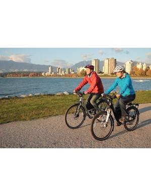 OHM offer new e-bike models for 2012 based on BionX's superlight drive motor