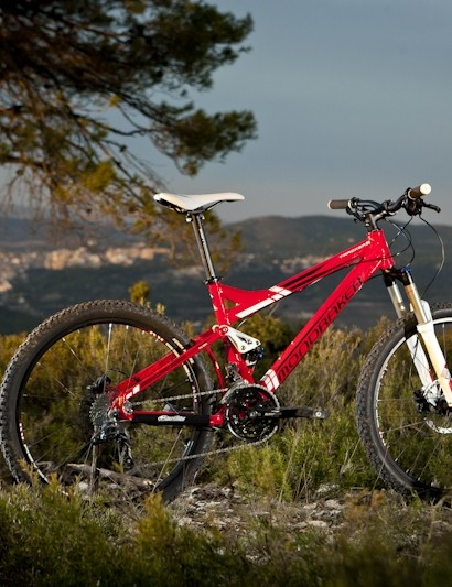 Tracker is Mondraker's new entry-level full-suspension range