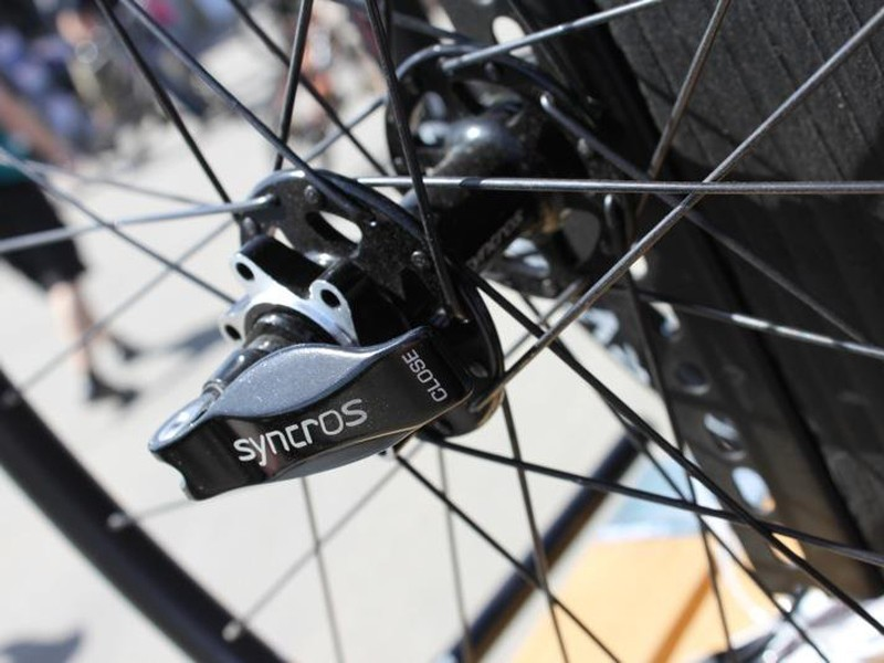 Ritchey have sold component brand Syncros to Scott Sports