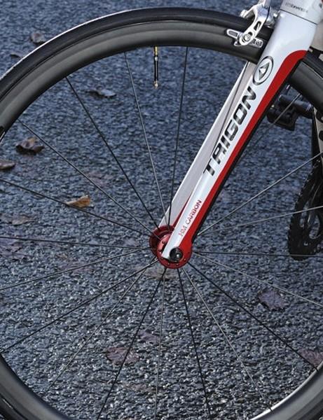 Smart ENVE 3.4 road wheelset