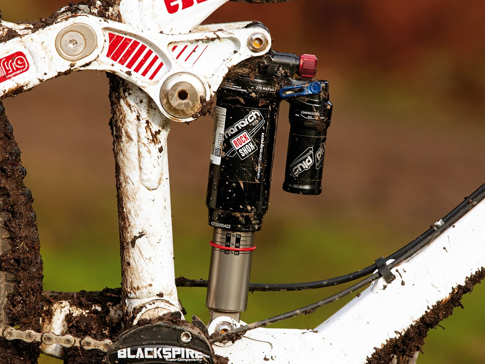 RockShox Monarch Plus RC3 rear shock