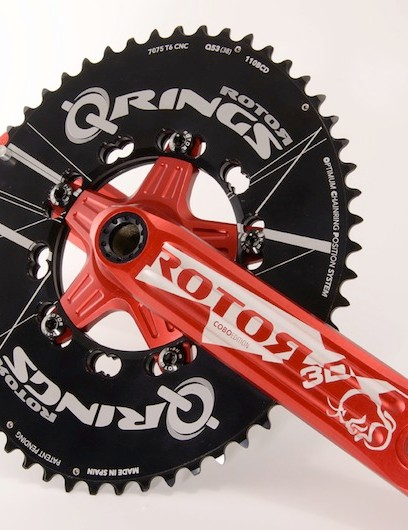 ROTOR's Cobo Bison 3D crank