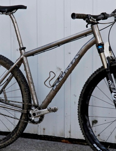 Kona are set to release their new Raijin titanium 29er hardtail this spring
