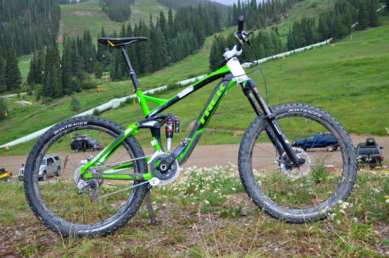 Ross Schnell's 2012 Trek Slash