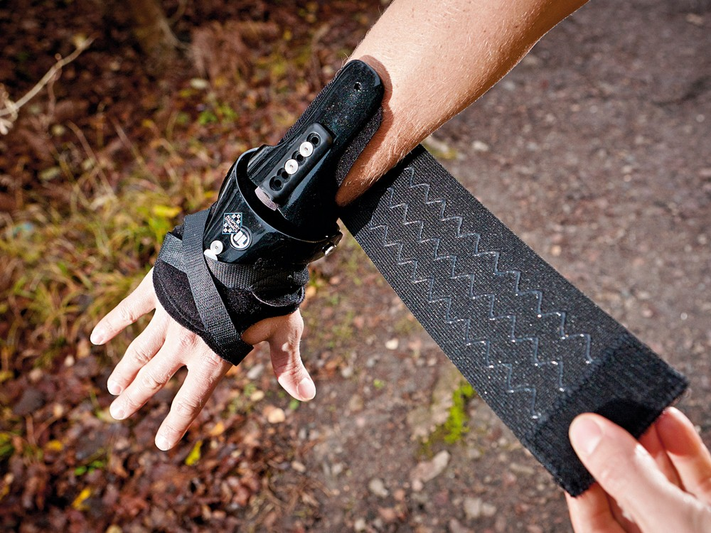 Allsport Dynamics OH2 Speed wrist brace