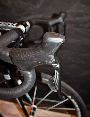 Shimano's Dura-Ace Di2 electronic group got a slow start in the pro peloton but has now almost completely supplanted the mechanical version at the top level of the sport