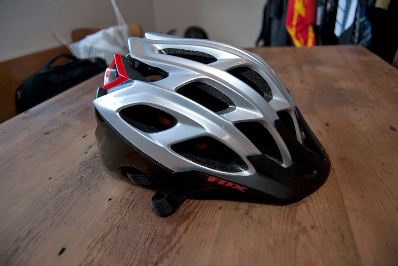 2012 Fox Striker helmet