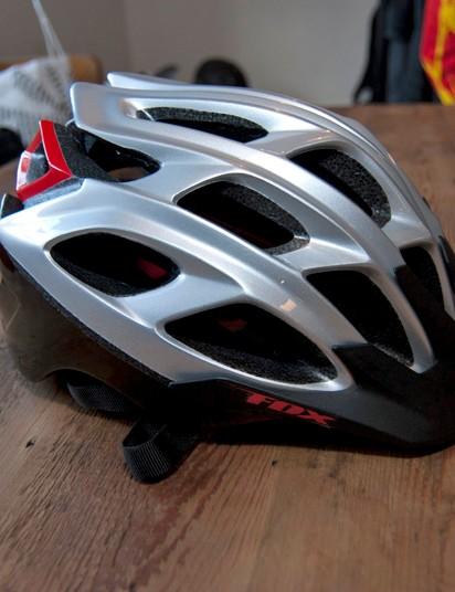 2012 Fox Striker helmet