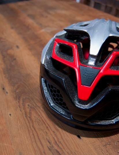 2012 Fox Flux helmet