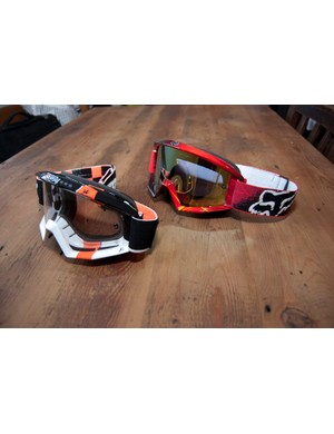 2012 Fox Main goggles
