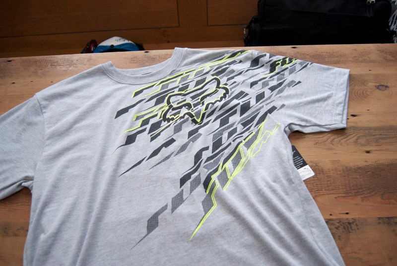 2012 Fox Speed Freak Dirt Shirt