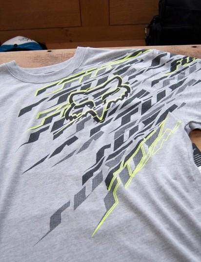 2012 Fox Speed Freak Dirt Shirt