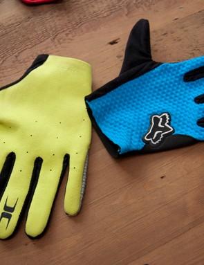2012 Fox Attack gloves