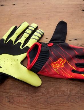2012 Fox Push gloves