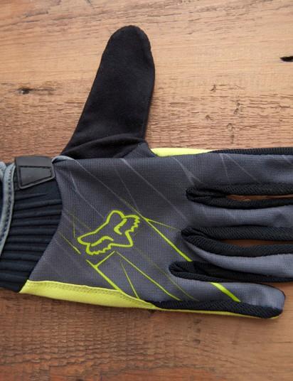 2012 Fox Push glove