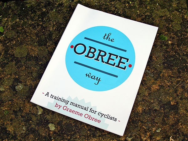 'The Obree Way: A Training Manual for Cyclists', by Graeme Obree