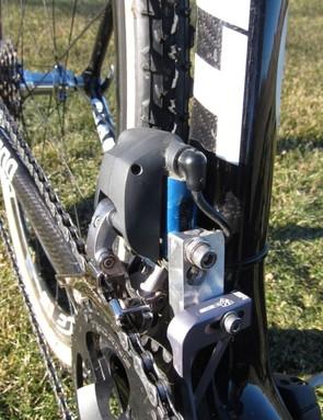 Compton is testing a prototype K-Edge braze-on mounted chain watcher