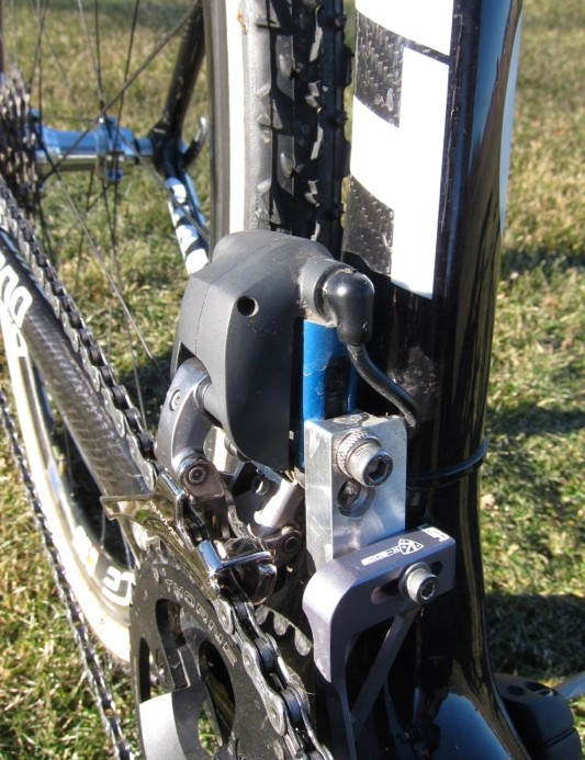 Compton is testing a prototype K-Edge braze-on mounted chain watcher