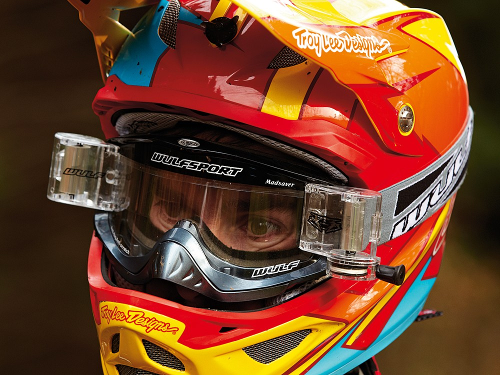 Wulfsport MX Abstract Race Goggle Pack