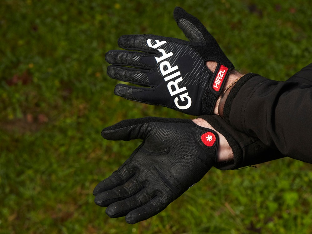 Hirlz Grippp Tour full-finger gloves