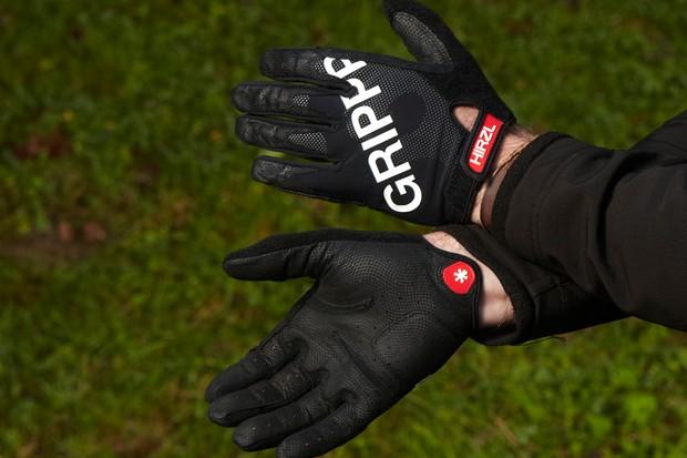 Hirlz Grippp Tour full-finger gloves