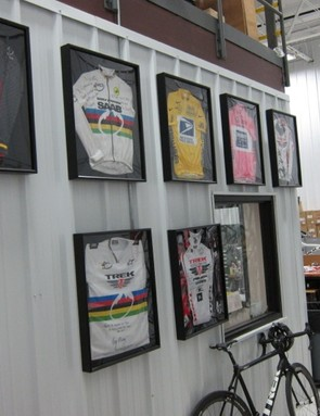 The Race Shop has quite the pedigree