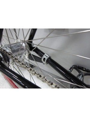 Recognize that clamp? Yep, SRAM's matchmaker brake lever clamp