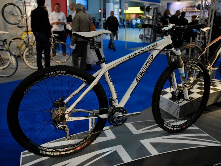Whyte's 829 alloy 29er has evolved since we test rode an early prototype