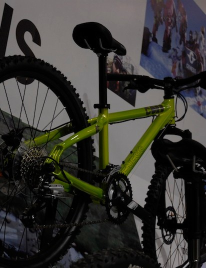 The 24in-wheeled Genesis Core 24