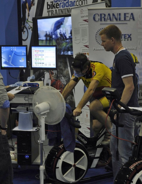 At BikeRadar's Training Hub you can get your fitness and biomechanics analysed and appraised by professionals