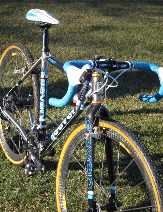 Bruno-Roy's Mudhoney Pro carried her to a top 10 finish at the 2012 USA Cycling national championships