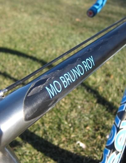 Mo's bike