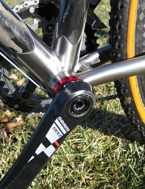 The Red GXP ceramic bottom bracket