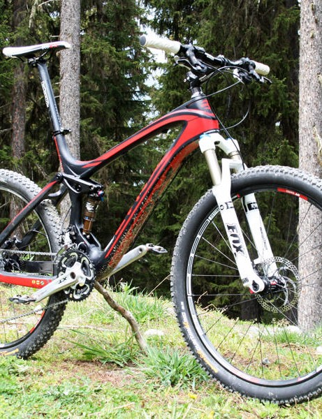 BH Bikes have big hopes for their new Lynx trail bike