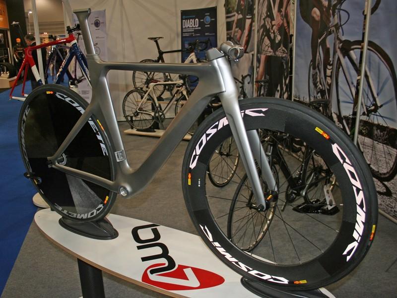 Neil Pryde's Bayamo time trial/triathlon bike
