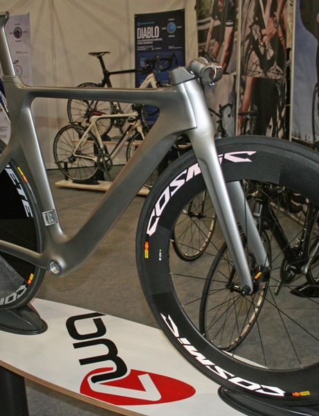 Neil Pryde's Bayamo time trial/triathlon bike