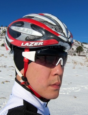 Lazer's Magneto Eyewear System is immensely intriguing. Riders who don't have any issues with standard eyewear probably won't need to bother but if your heads have ever ached from glasses pinching down on the sides of your noggin, these will be a godsend