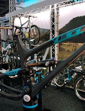 Yeti SB-66 Carbon frame
