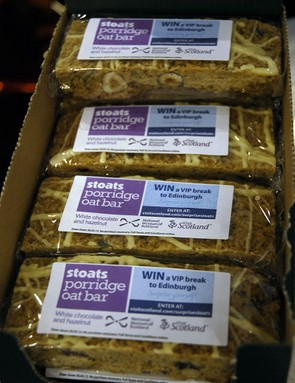Stoats Porridge Oatbars