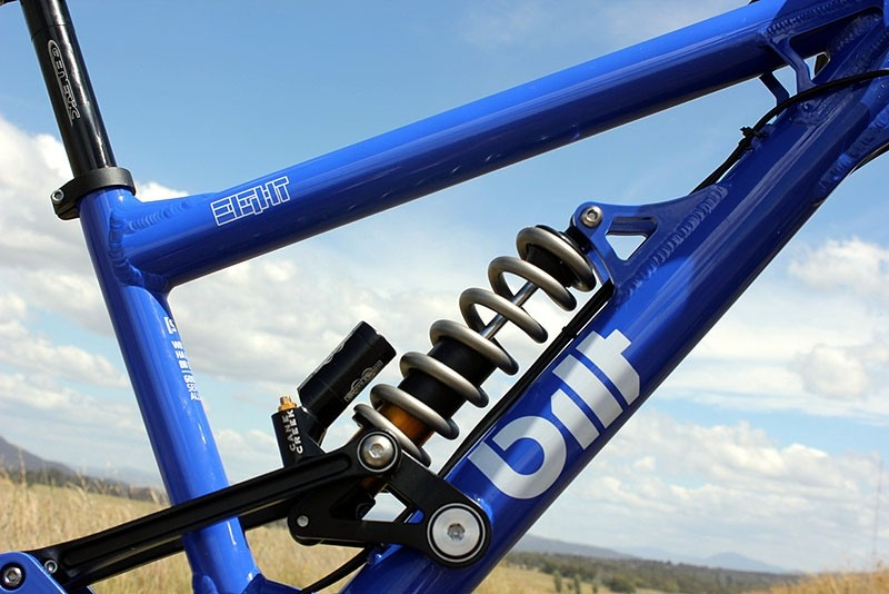 Bilt Eight downhill frame