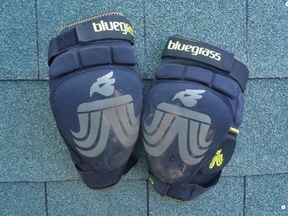 Bluegrass bobcat knee pads