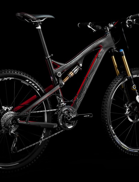 Intense say the Carbine SL is designed for cross-country/light trail duties but this is no Euro-style XC bike. As the Californian company put it, it's