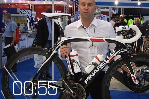 The Pinarello Dogma 2