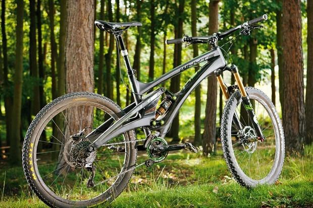The 146 X is one of Whyte's key bikes for 2012