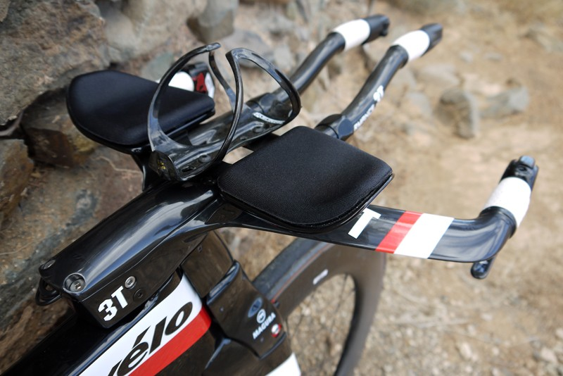 The 3T Aduro is exclusive to Cervélo for now but it could be adapted for aftermarket use with slight modifications