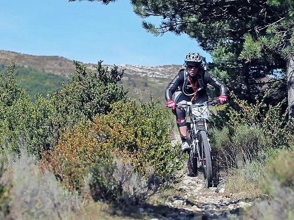 It's all about the singletrack at the Trans-Provence