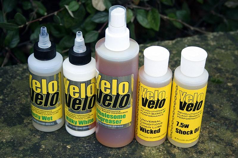 The Yelo Velo line-up