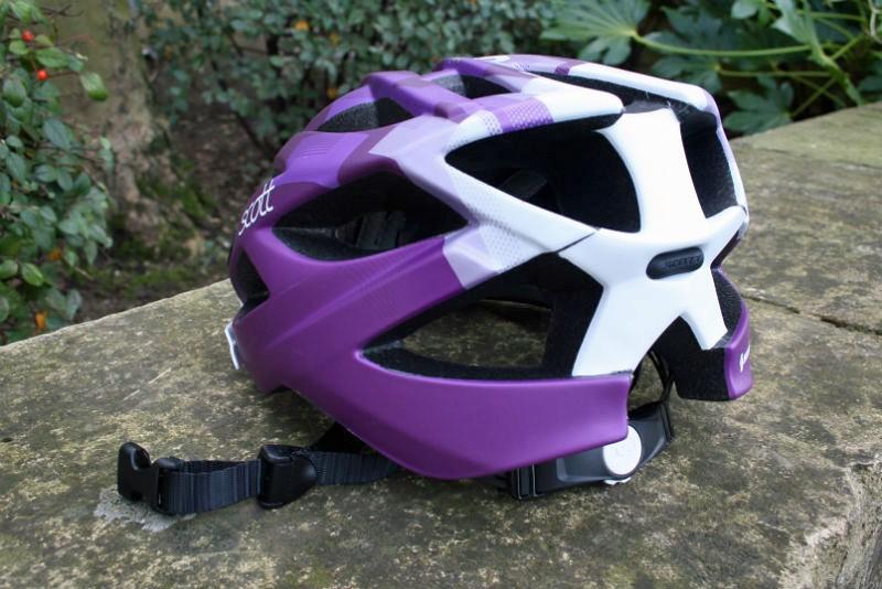 Scott Groove II women's helmet
