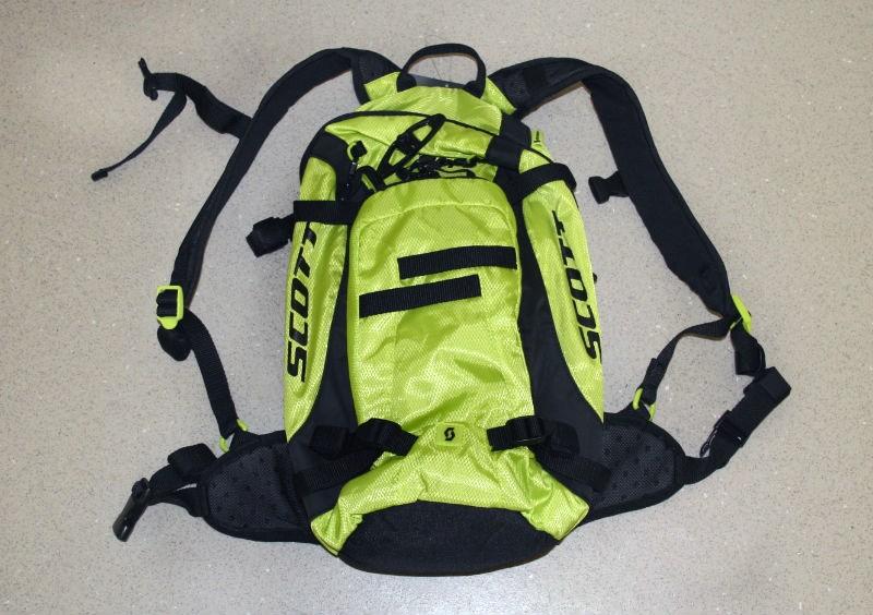Scott Grafter backpack