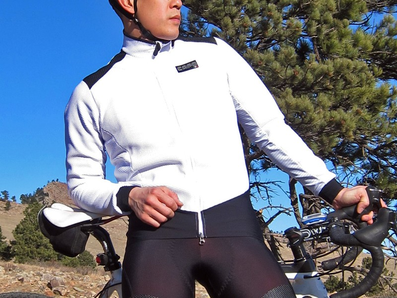 The Capo Padrone thermal jacket isn't cheap by any means but it's a quality piece with impressive levels of protection from wind and cold plus a highly refined fit